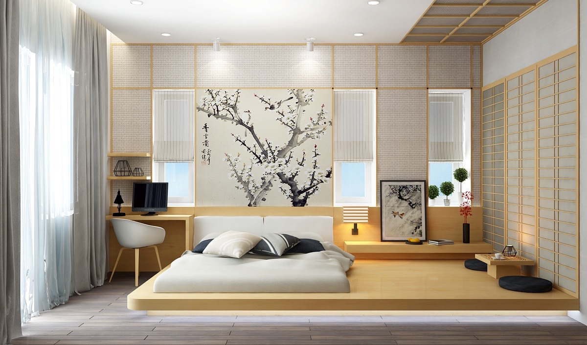 awesome white bedroom