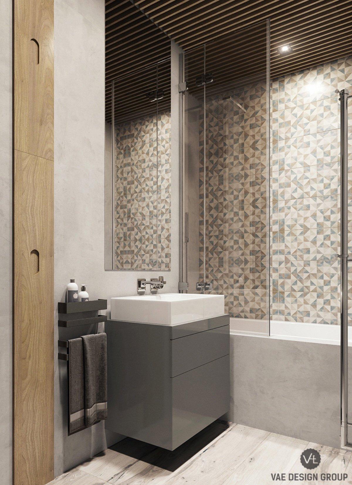 small interior bathroom design