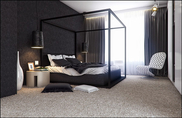 An Easy Way To Create Minimalist Bedroom Decorating Ideas ...