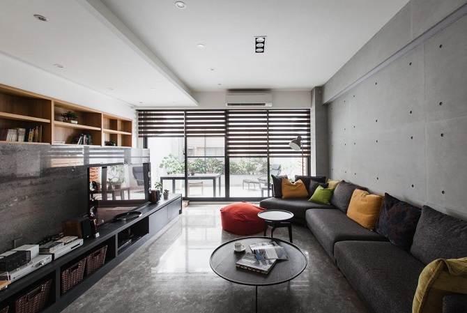 Japanese Apartment Design smart decoration of contemporary apartment design applying