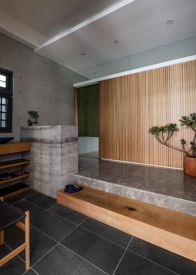 Contemporary apartment interior design ideas