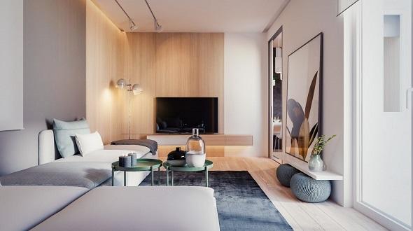 Elegant apartment design ideas