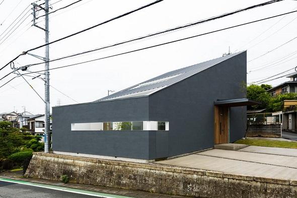 Minimalist single home design ideas