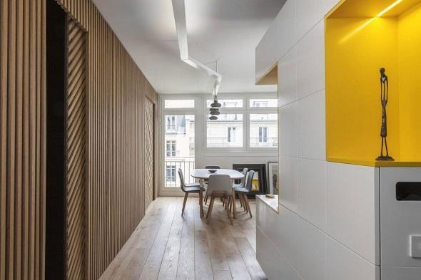 Minimalist small apartment decorating ideas