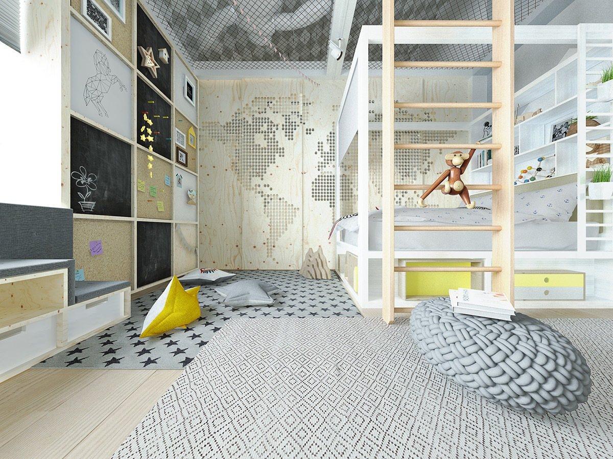 inspiring kids room design