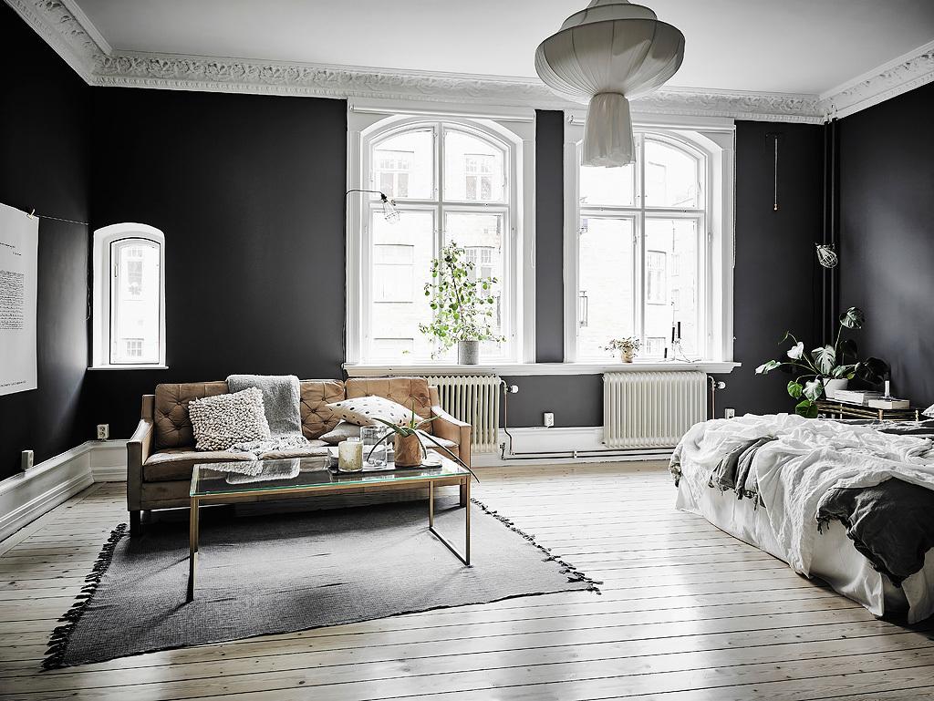 light wooden floor decor