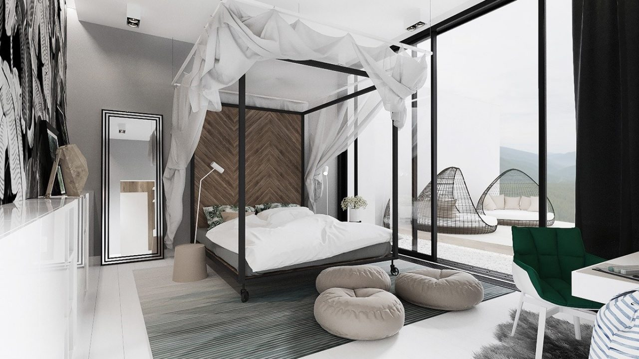 Luxury Bedroom Designs With A Variety Of Contemporary And Trendy Interior