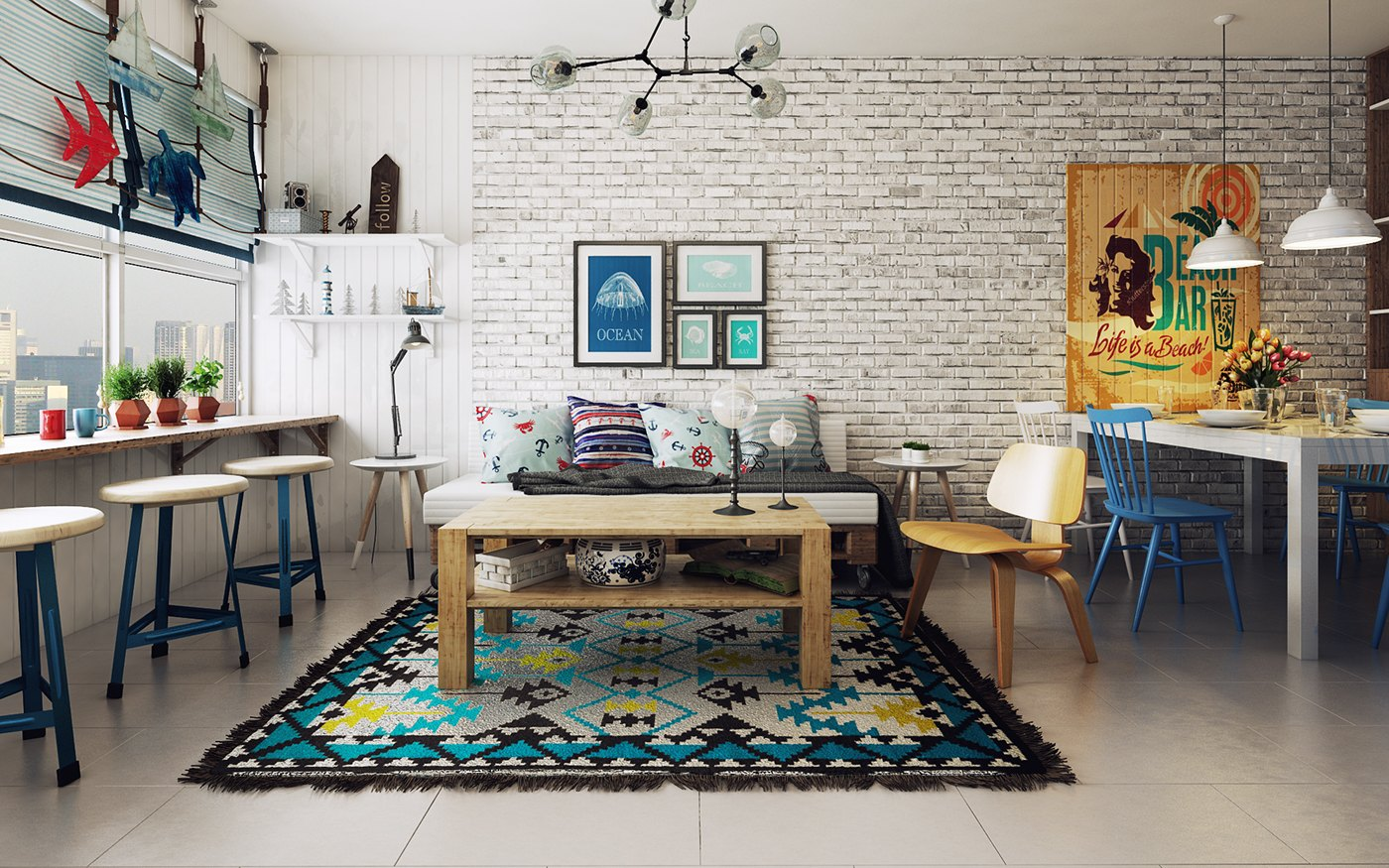 trendy scandinavian design
