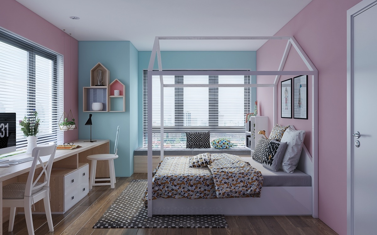 pinky room design