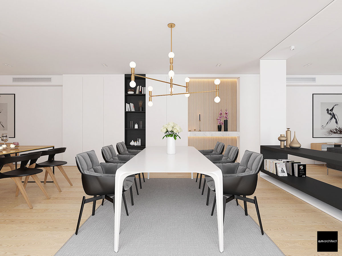 Modern dining room design ideas - Minimalist Dining Room