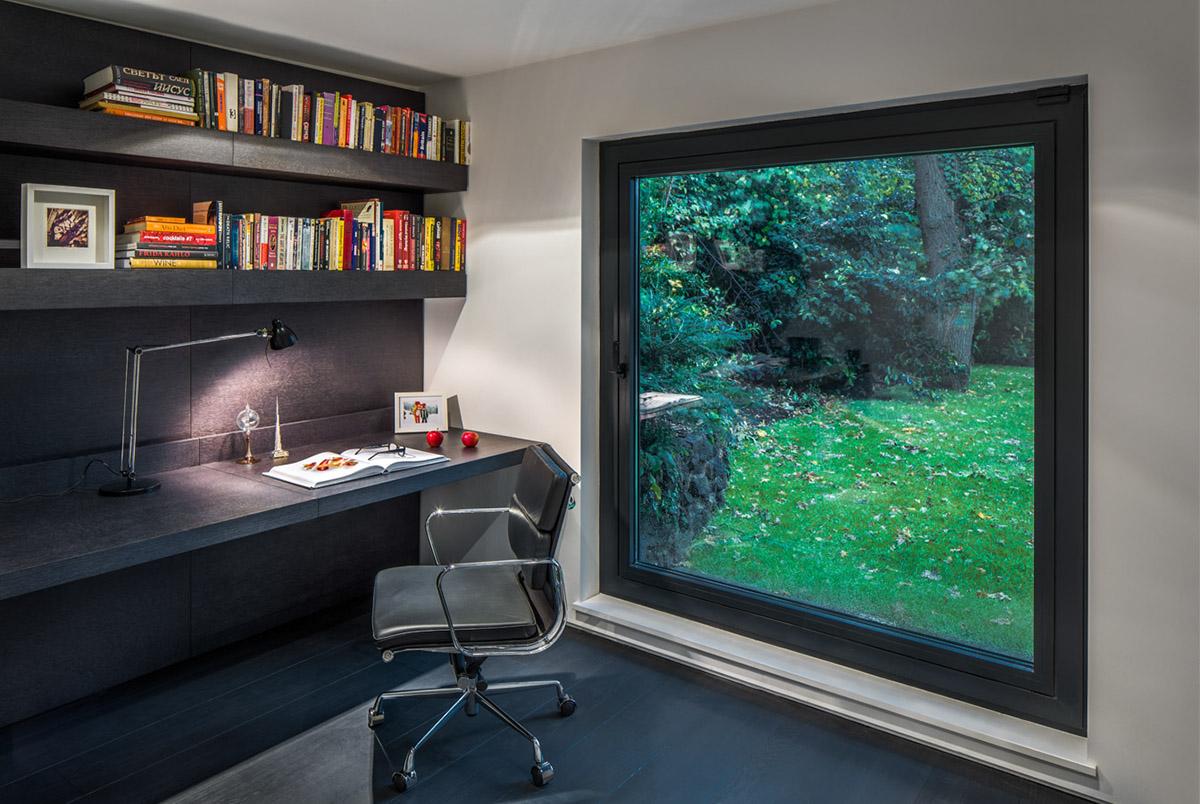 modern work space  design
