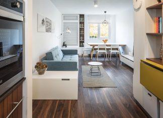minimalist studio apartment design