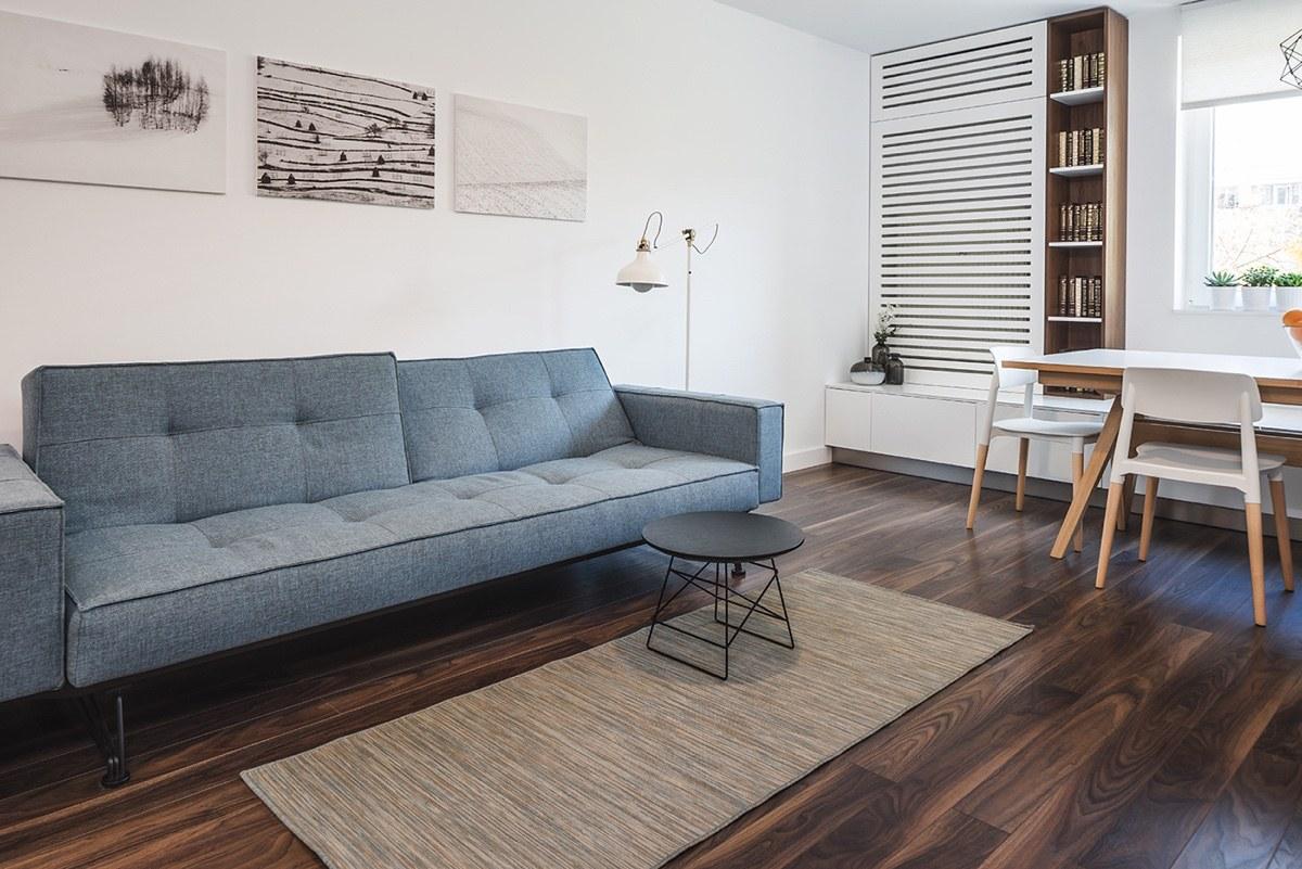 small minimalist living room design