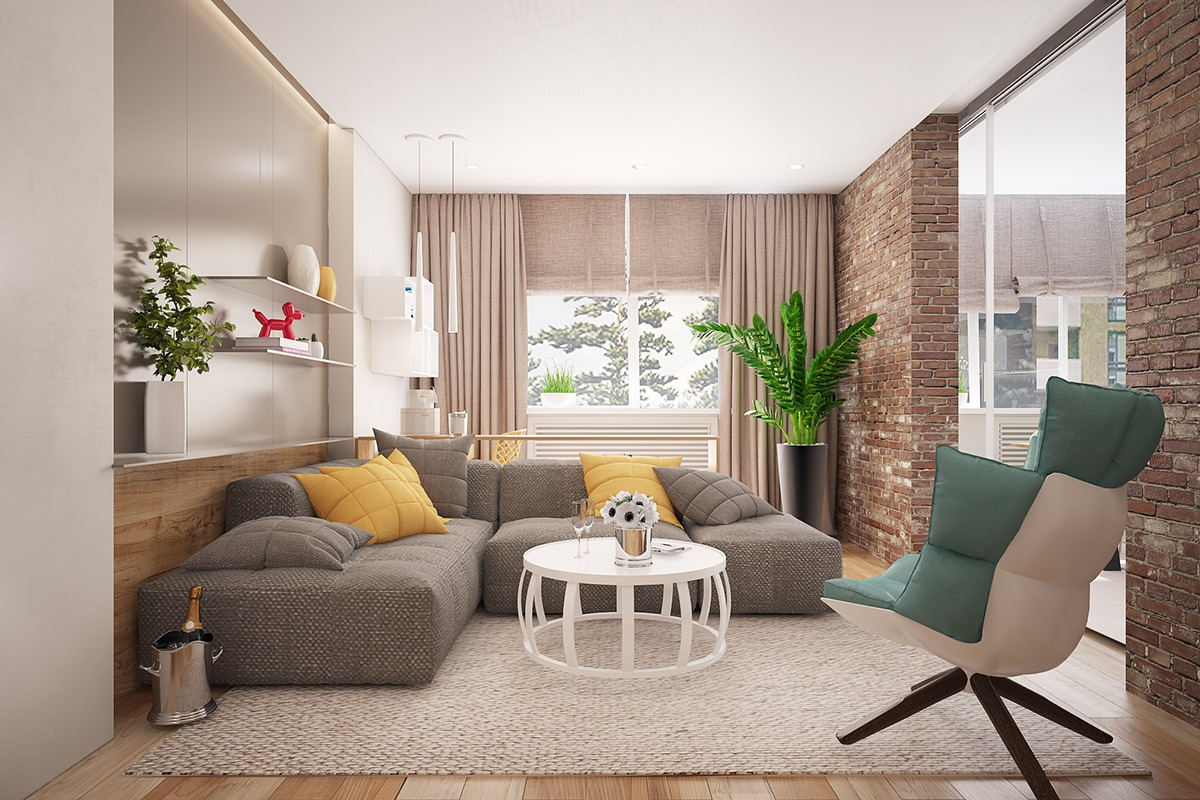 Types Of Contemporary Living Room Design Ideas Exposed