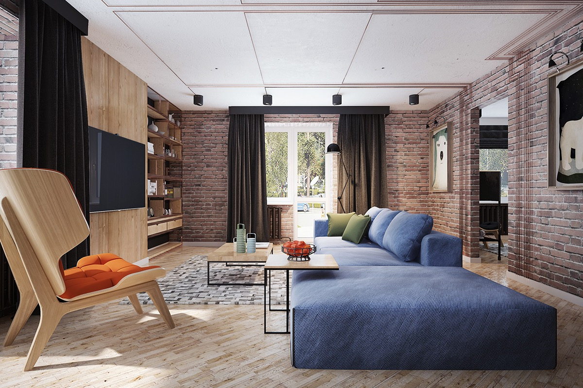 Types of contemporary living room design ideas exposed for Types of living room