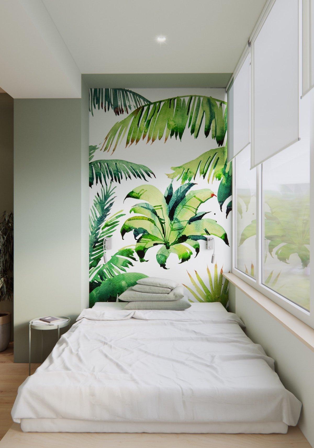 small modern bedroom design