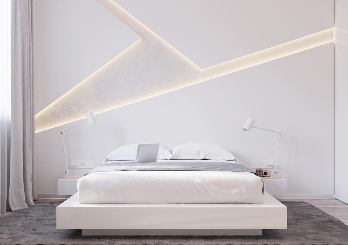 perfect wall bedroom decor
