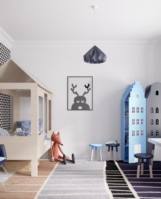 quirky kids room design ideas