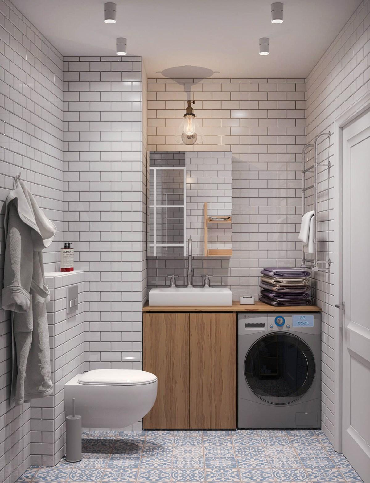 small minimalist bathroom design