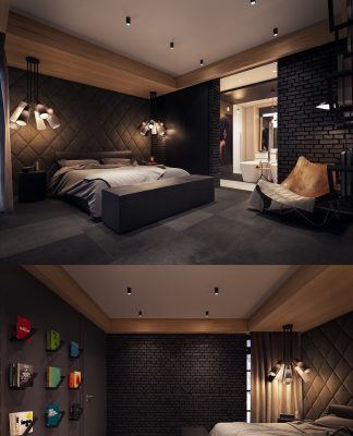 awesome interior bedroom design