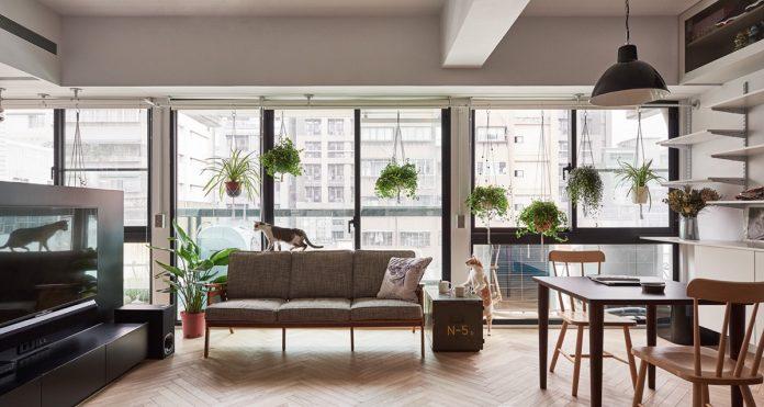 hungarian loft apartment design