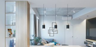 samll modern apartment design