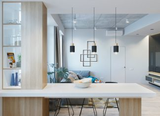 samll modern apartment design