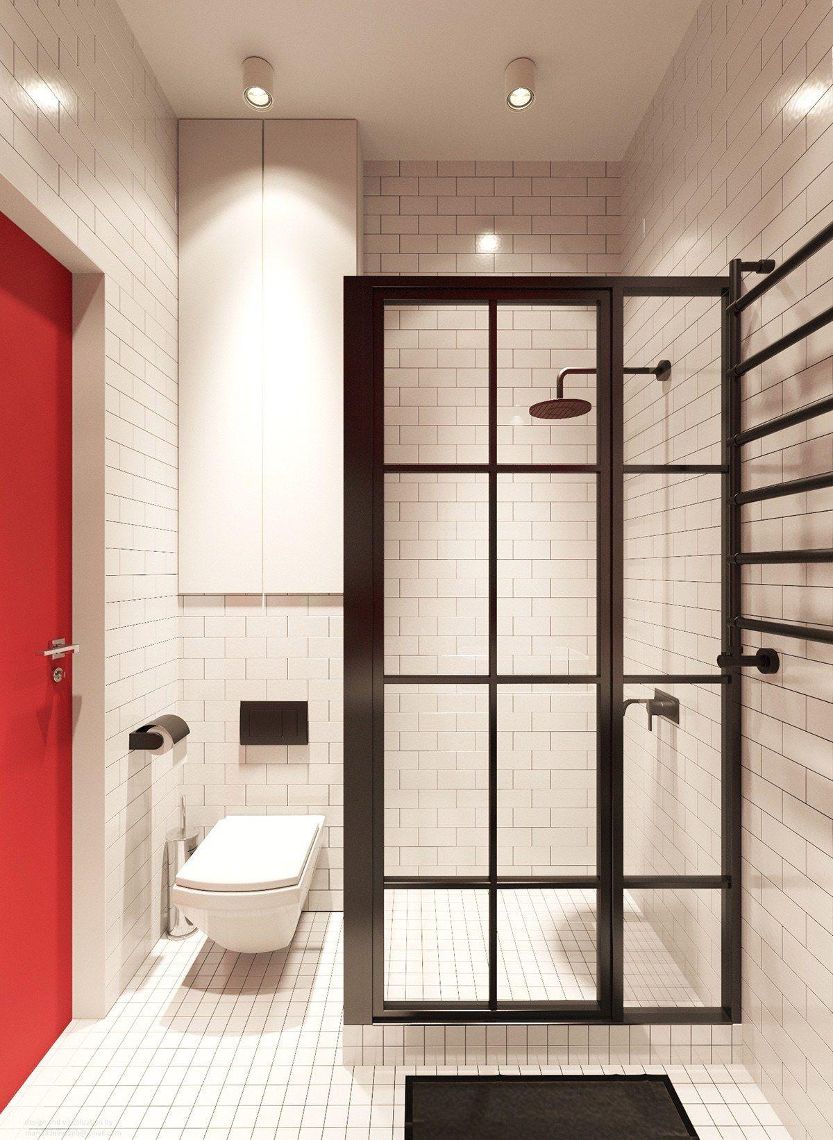 white and bathroom decor