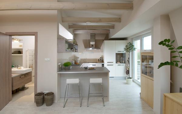 minimalist interior loft design