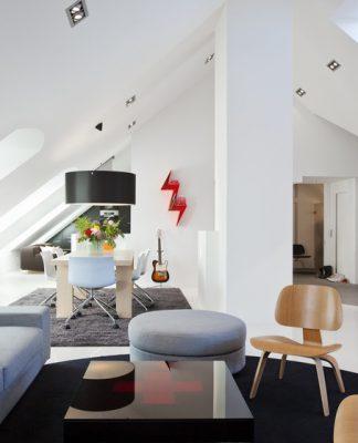 Swedish interior designs