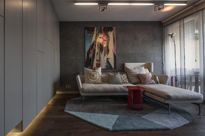 beautiful small apartment