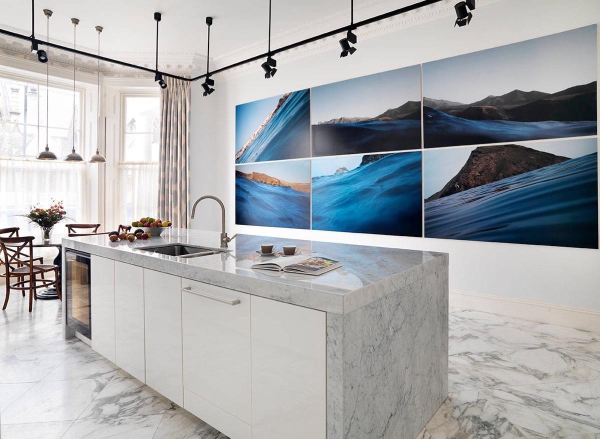 luxurious kitchen decor