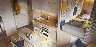 tiny home designs