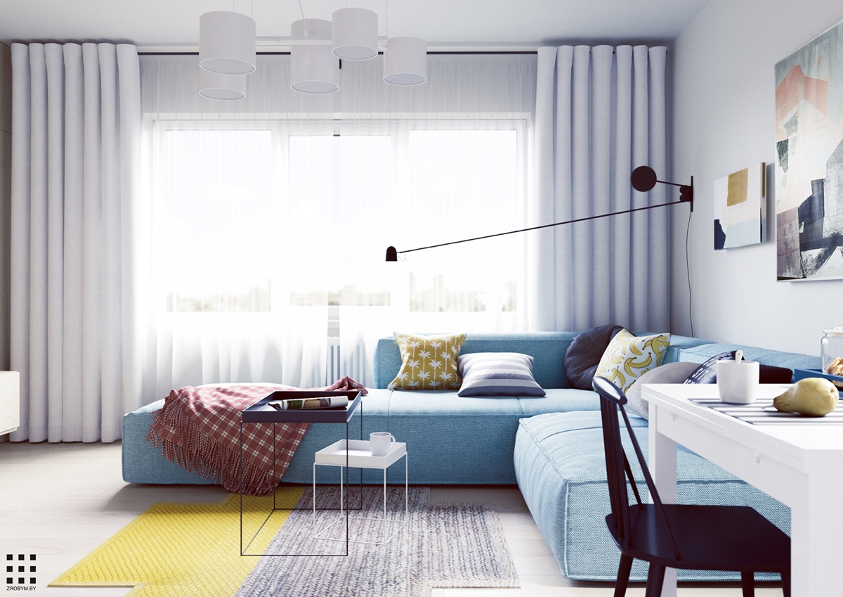 scandinavian style home design