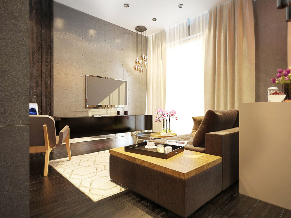 Types of fabulous apartment designs combined with for Apartment design concept