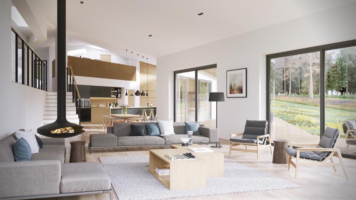 Great-View-Open-Floor-Plan