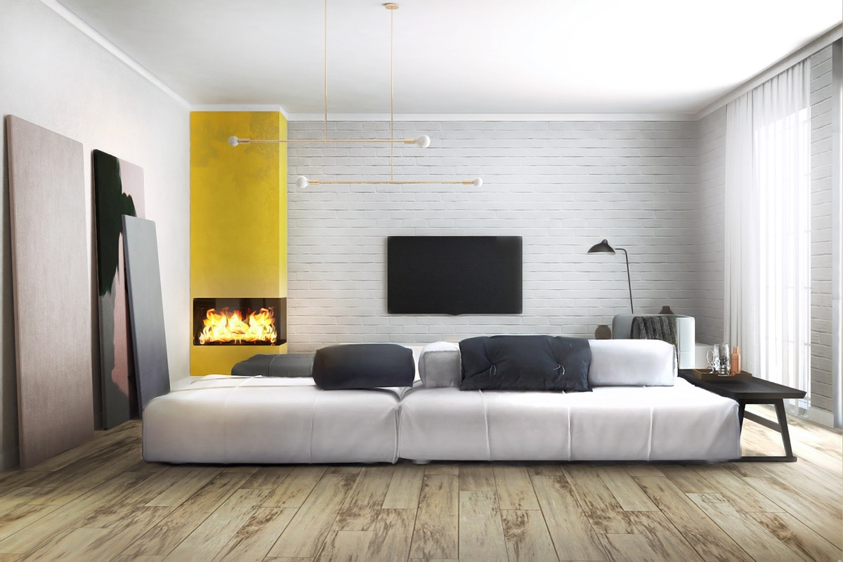 3 Types Of Awesome Living Room Designs With A Signature Lighting Decoration