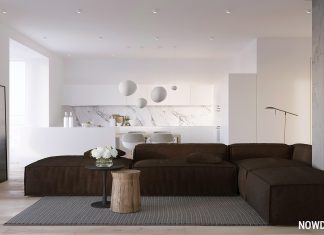 minimalist apartment designs
