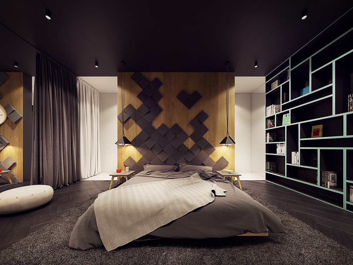 bedroom-monochromatic-color-scheme
