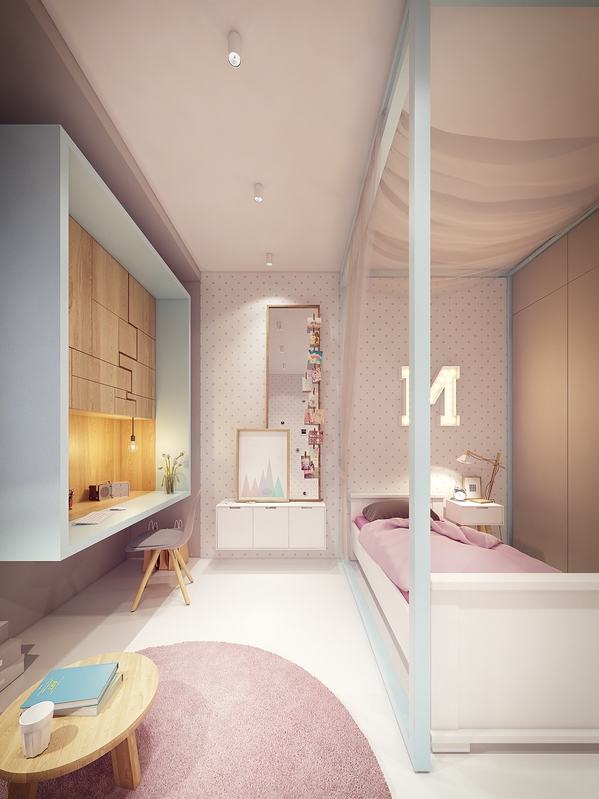 canopy-bed-childs-room