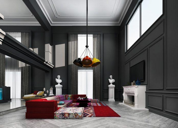 luxury living room decorating ideas