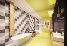 outstanding bathroom designs