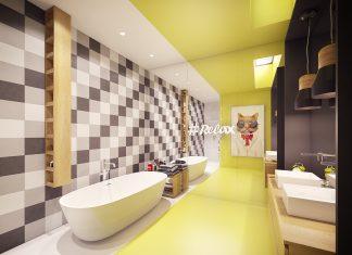 outstanding bathroom designs
