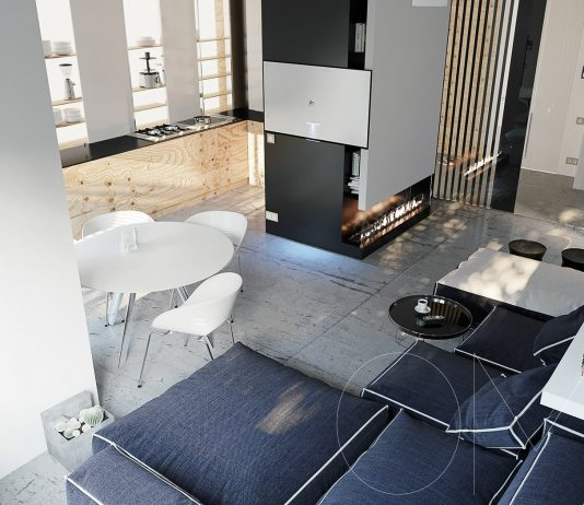 small space apartment designs