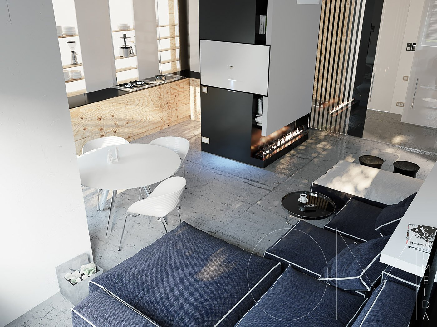 small space apartment designs with modern and luxury decor ideas small space apartment designs