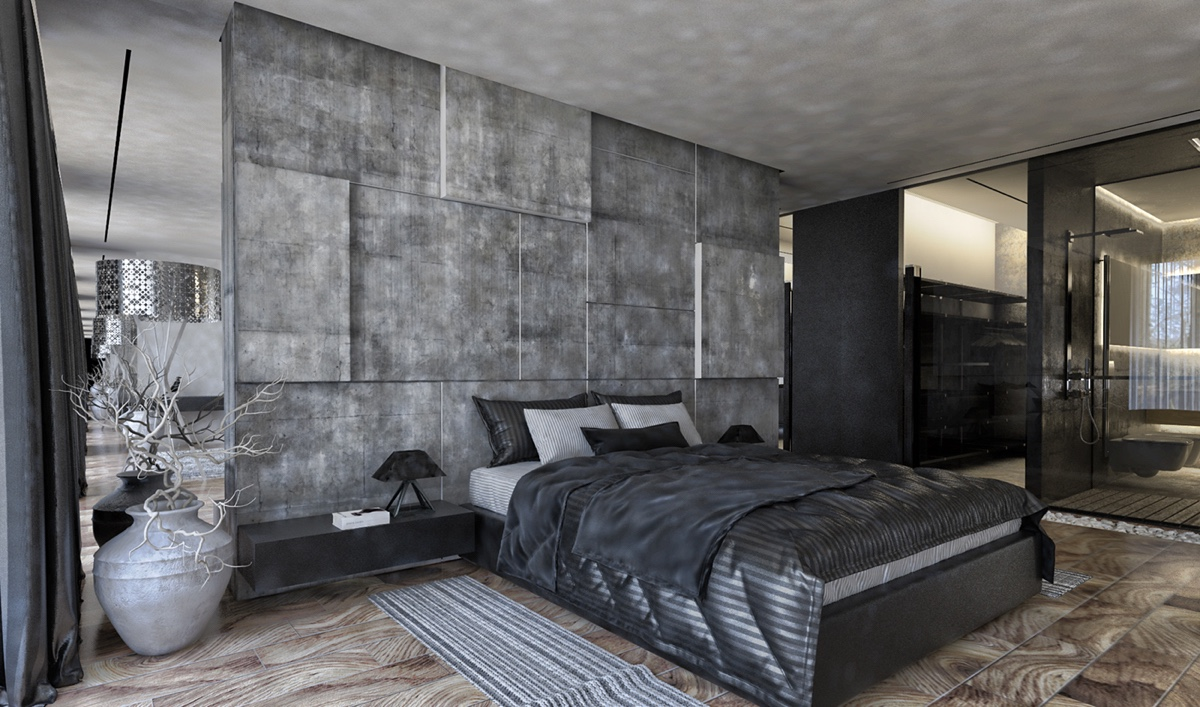 master-bedroom-monochromatic