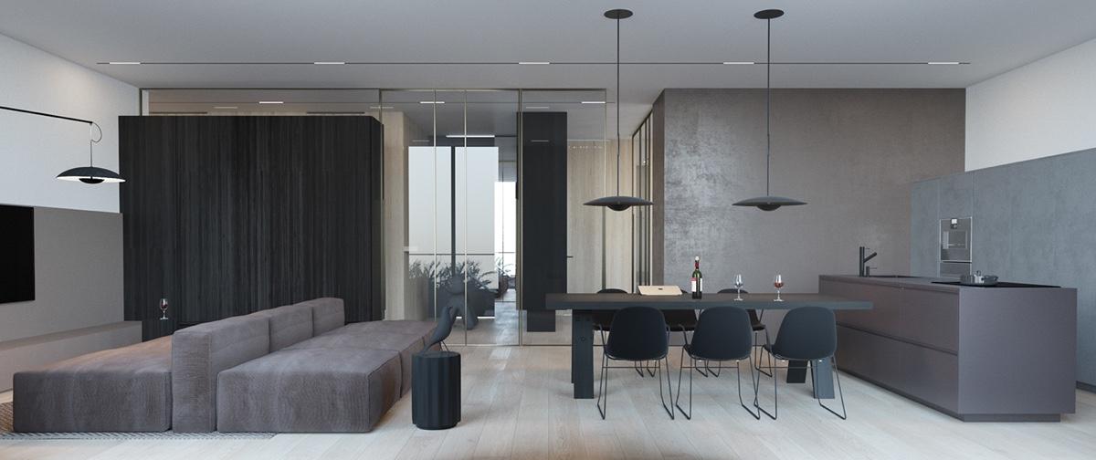 monochromatic-living-room