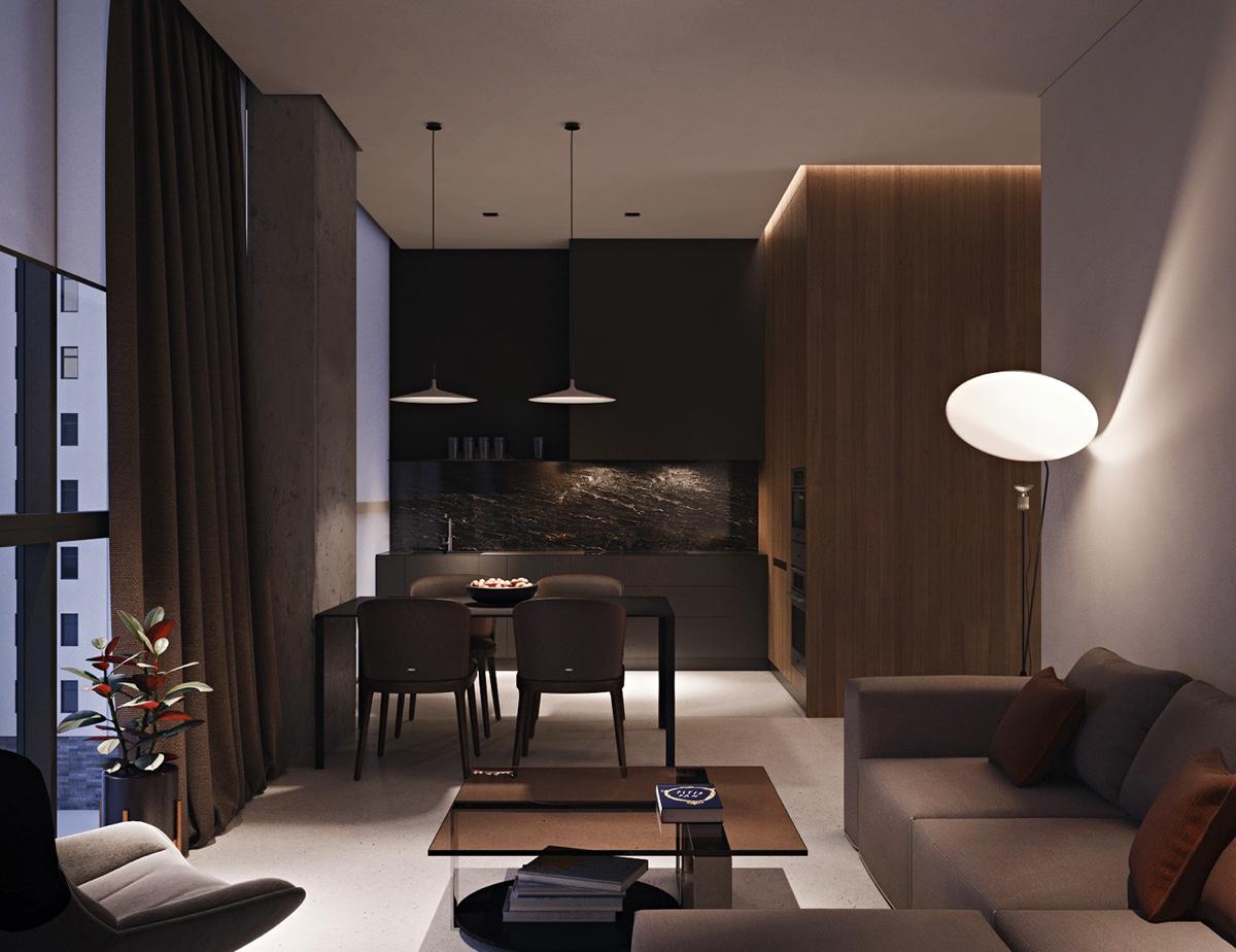 open-plan-monochromatic-living-area