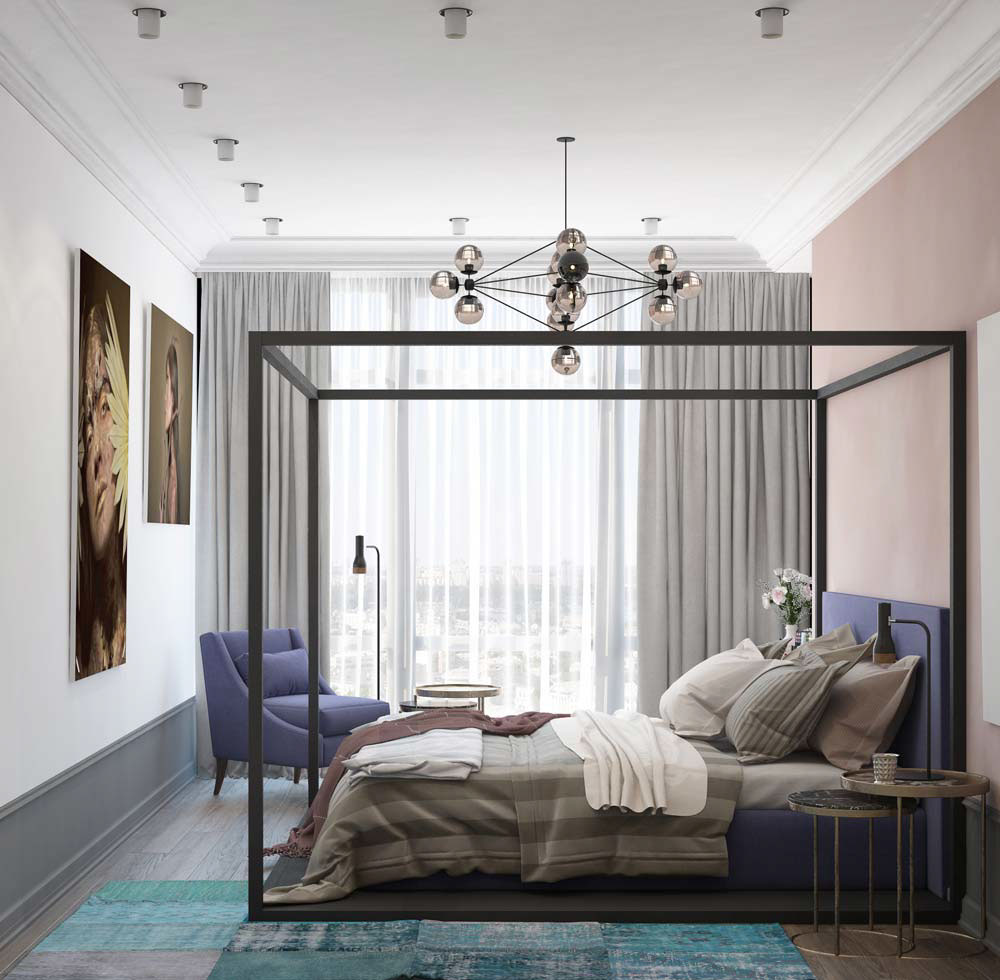 purple-and-mauve-bedroom-decor