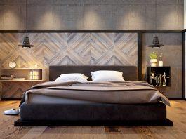 modern minimalist bedroom designs